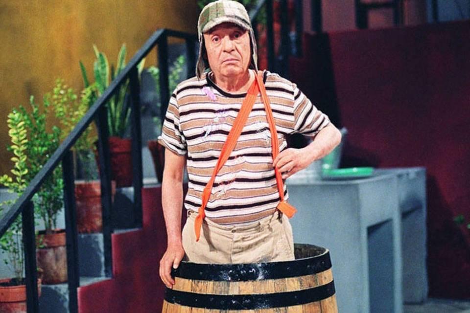 Grupo Globo adquire direitos de exibição de 'Chaves' e 'Chapolin'