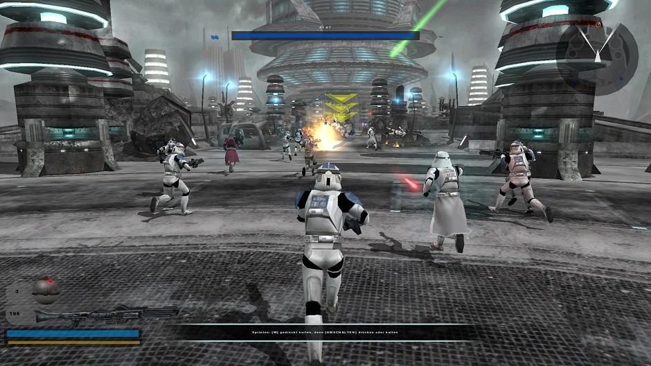 GOG lança nova atualização para o velho Star Wars: Battlefront II