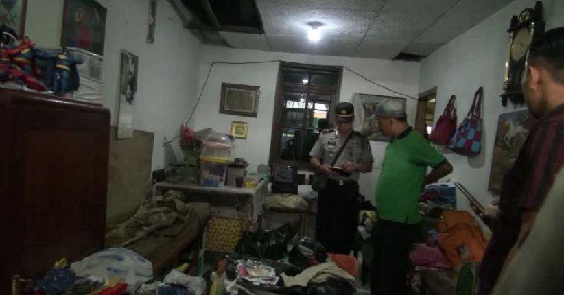 Família indonésia morava com parentes mortos à espera da ressurreição