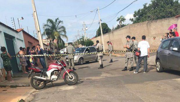 Agente penitenciário é morto com mais de 15 tiros na porta de casa, em Anápolis