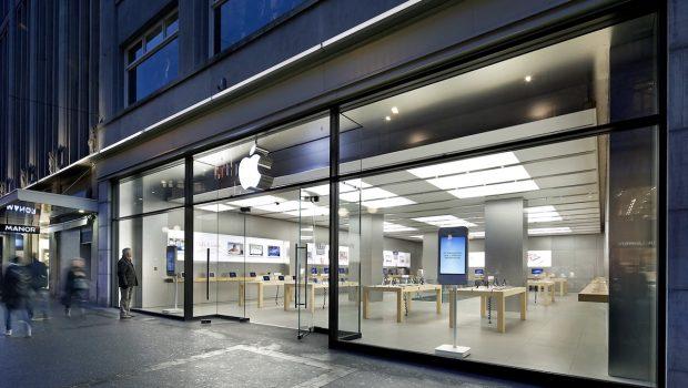 Bateria de iPhone superaquece e provoca interdição de loja da Apple