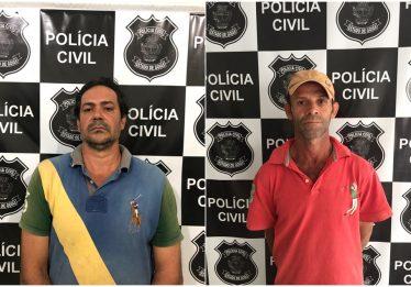 Suspeitos de assassinar idoso de 81 anos a pauladas são presos, em Goiatuba