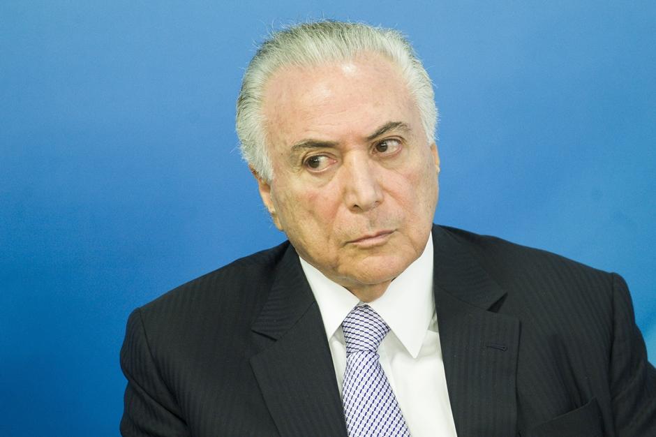 Inquérito sobre decreto no setor portuário poupa sigilo bancário de Temer