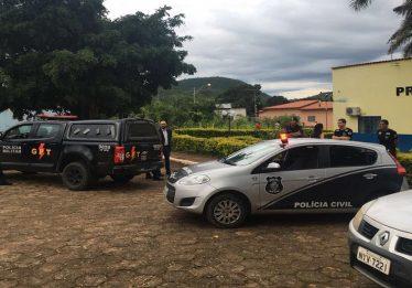 Secretário municipal e dono de posto são presos por desvio combustível em Nova Roma