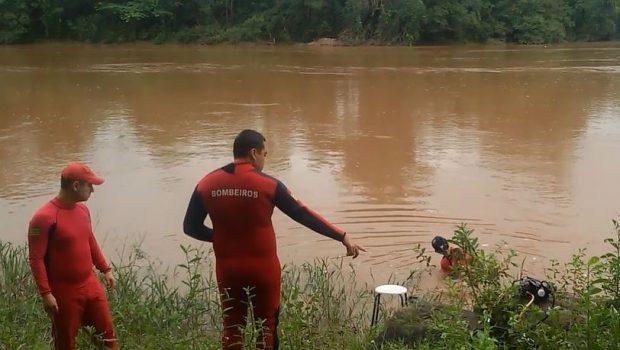 Corpos de casal que desapareceu no Rio Corumbá são encontrados