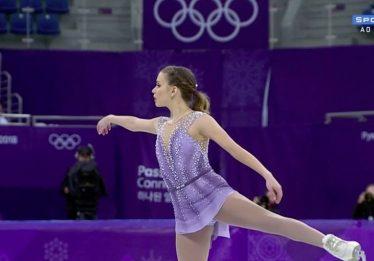 Isadora Williams faz história e é a 1ª brasileira a avançar para final da patinação