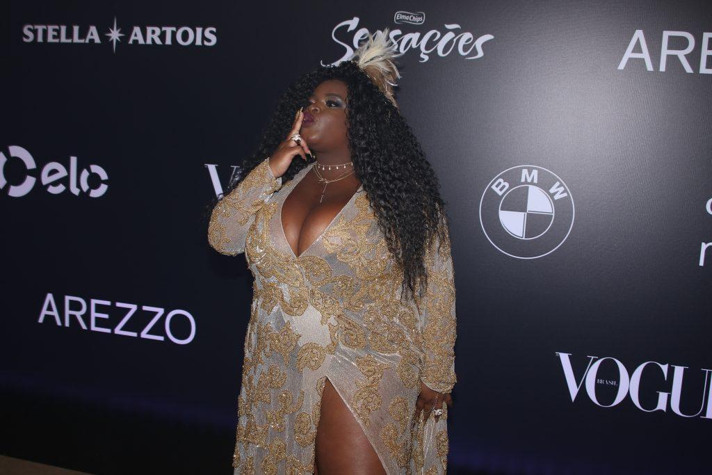 'Preta, pobre e gorda, eu sou uma afronta', diz Jojo Todynho no baile da 'Vogue'