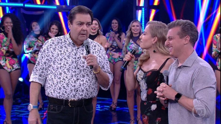 Ministro do TSE intima Globo, Huck e Faustão a prestar esclarecimentos
