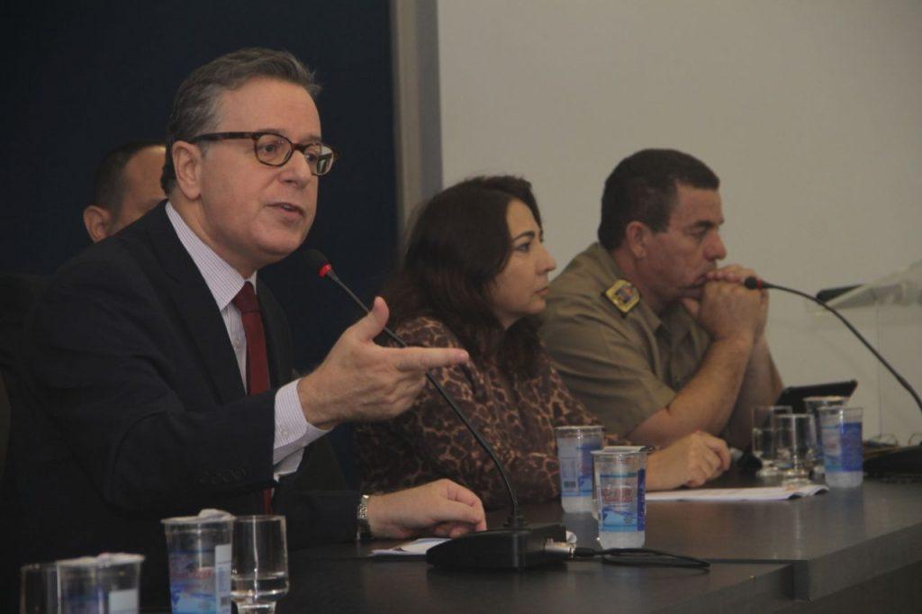 Segurança Pública registra queda em 12 índices criminais em 11 meses