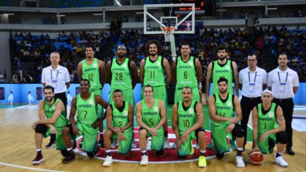 Goiânia vai sediar jogos das eliminatórias para Copa do Mundo de basquete