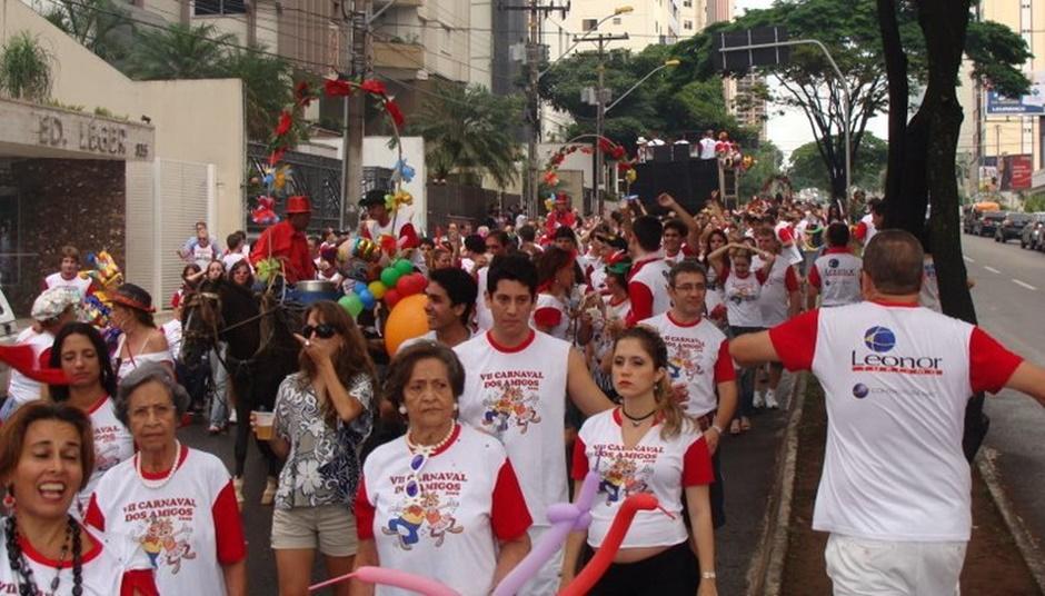 SMT promove mudanças no trânsito para o Carnaval dos Amigos, em Goiânia