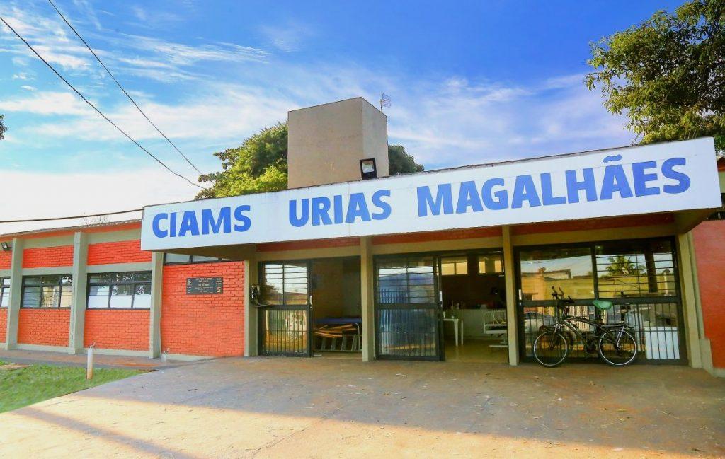 Após cinco anos fechado, Ciams Urias Magalhães é reaberto