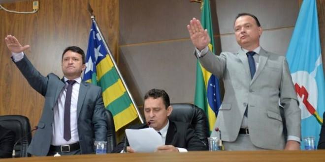 Gilmar Mendes recoloca Magal como prefeito de Caldas Novas