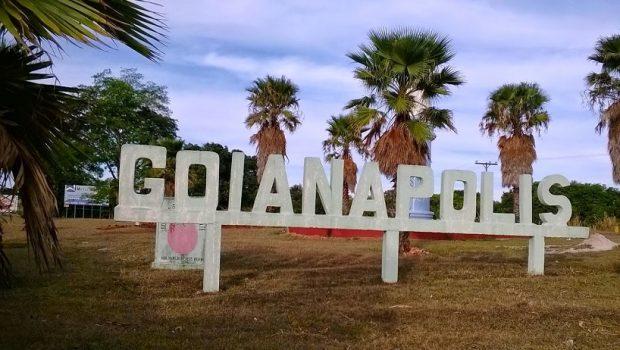 Bandidos invadem delegacia e levam armas em Goianápolis