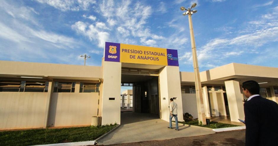 Presídio Estadual de Anápolis é inaugurado