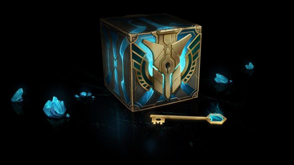 League of Legends libera drop rate de caixas de recompensas
