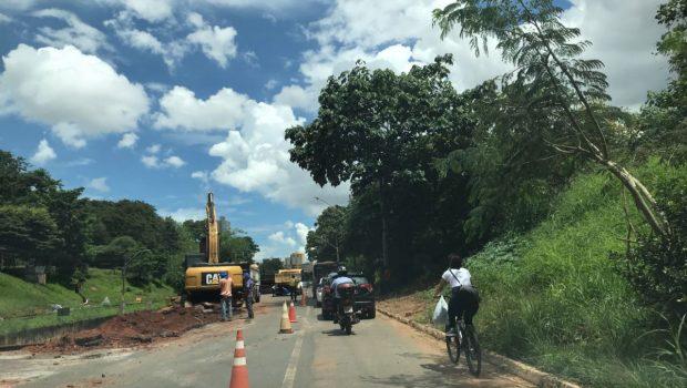 Projeto e obras de revitalização da Marginal Botafogo terão orientação do Crea