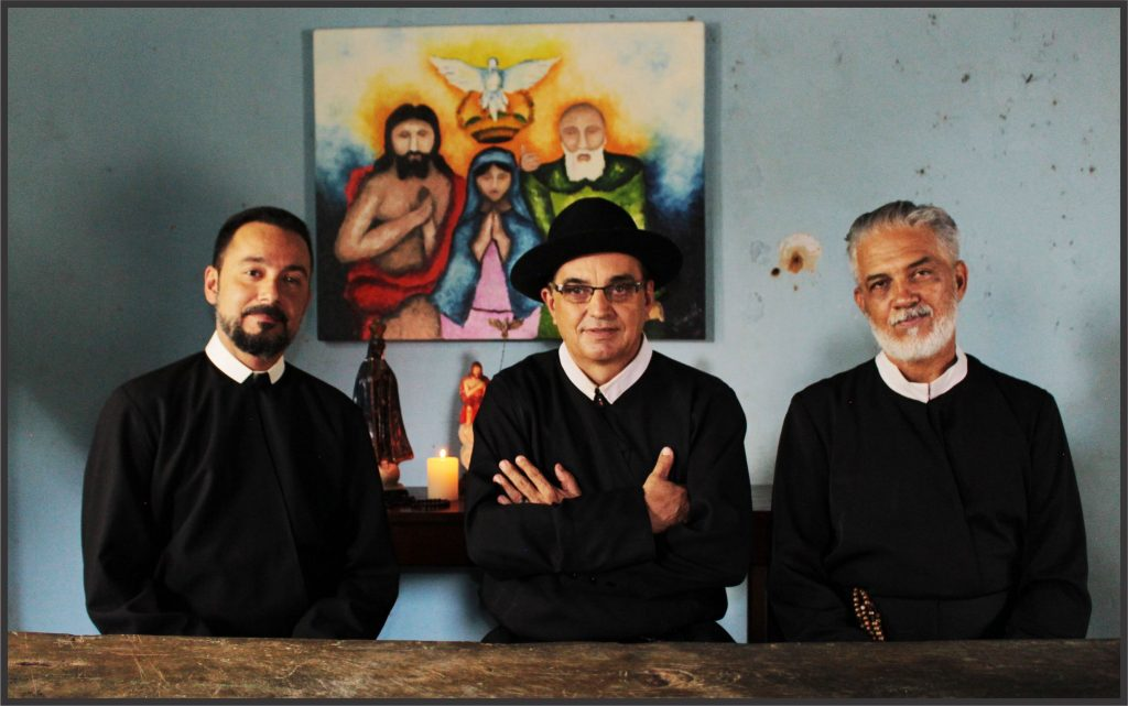 Filme sobre a vida do Padre Pelágio entra na reta final