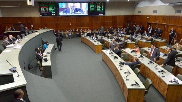 Plenário nega requerimento de intervenção militar em Goiás