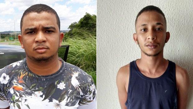 Irmãos são presos suspeitos de integrar quadrilha que furtava agências dos Correios em Goiás
