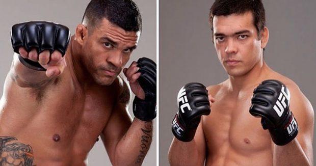 Lyoto Machida e Vitor Belfort se enfrentarão no UFC Rio 9