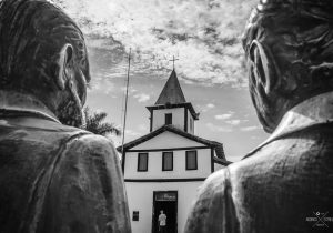 Mostra fotográfica reúne imagens que retratam desenvolvimento de Aparecida de Goiânia