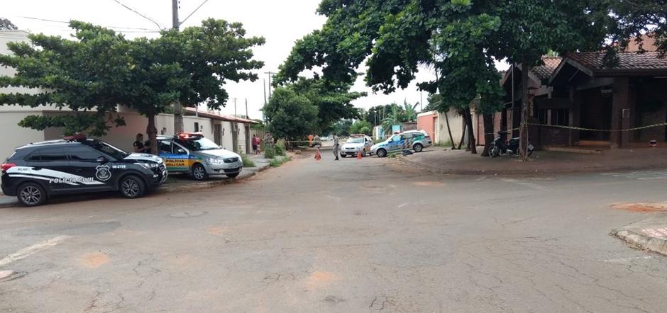 Motociclista morre em acidente de trânsito no Jardim Balneário Meia Ponte, em Goiânia