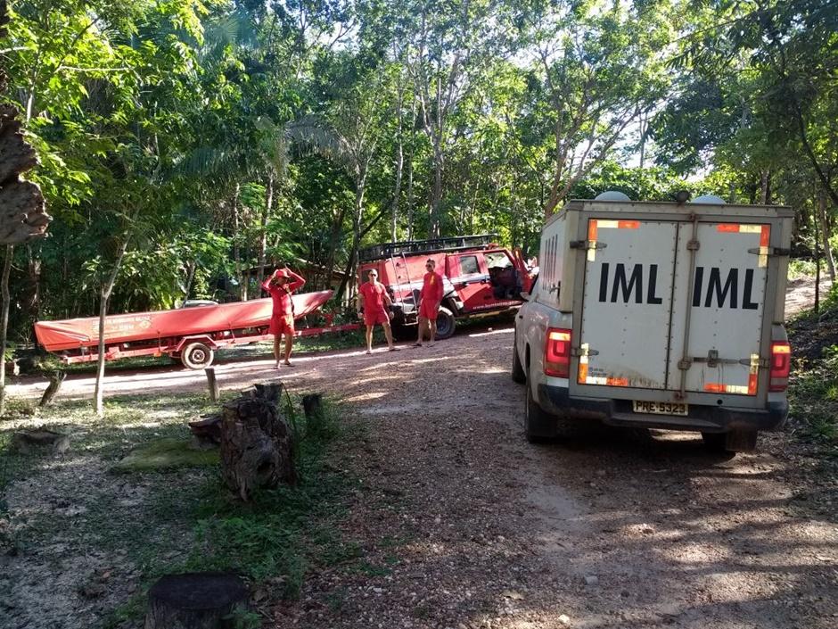 Jovem morre após mergulhar na Cachoeira das Pedras Bonitas, em Colinas do Sul