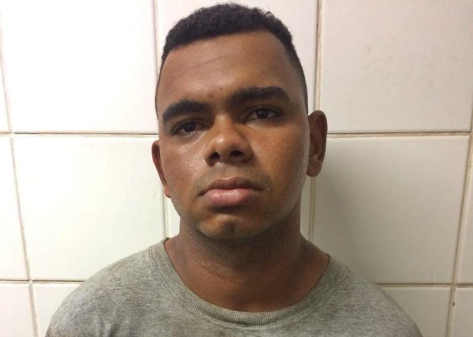 Suspeito de cometer roubos em Aparecida de Goiânia é preso em Abadia de Goiás