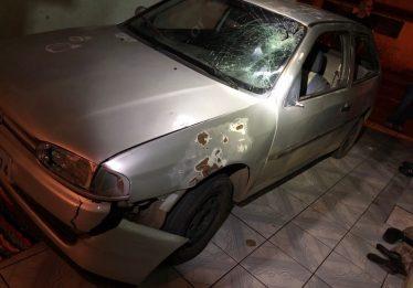 Retrovisor de veículo auxilia PRF a localizar condutor que atropelou homem na BR-153, em Anápolis