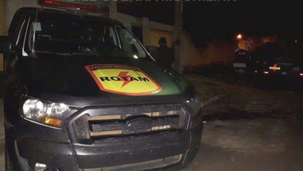 Homem morre após ser baleado em confronto com a Rotam, em Goiânia