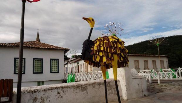 Carnaval na Cidade de Goiás começa com homenagem a Paulo Bertran