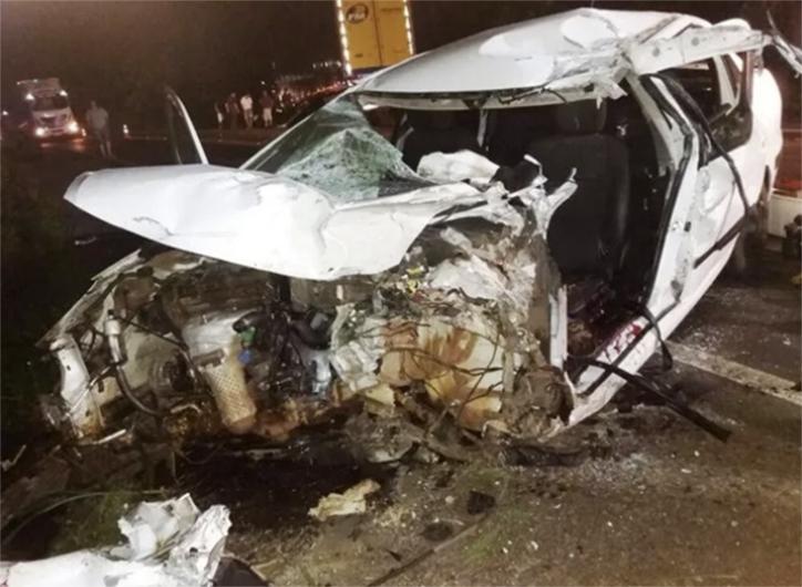 Fabinho, ex-jogador da Chapecoense, morre após sofrer grave acidente de carro, em SC