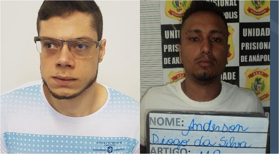 Detentos encomendaram a execução de agentes em Anápolis, conclui polícia