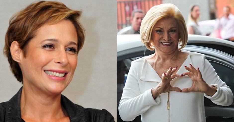 Andréa Beltrão interpretará a apresentadora Hebe Camargo nos cinemas