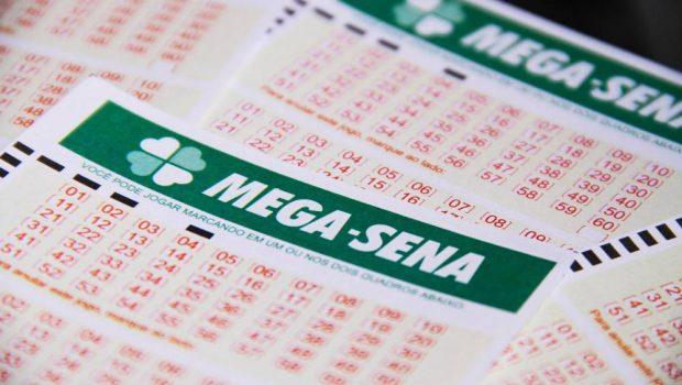 Mega-Sena pode pagar hoje R$ 44 milhões