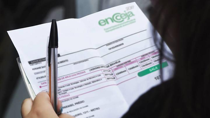Certificado do Encceja para o Ensino Médio pode ser solicitado a partir de 20 de fevereiro
