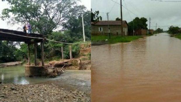 Defesa Civil Nacional decreta estado de emergência em Flores de Goiás