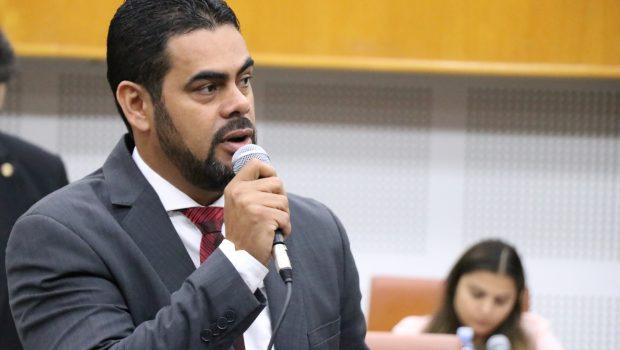 Tiãozinho Porto é o líder do Prefeito Iris Rezende, na Câmara Municipal