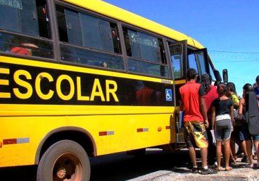 Vans escolares poderão transitar nos corredores exclusivos para ônibus, em Goiânia