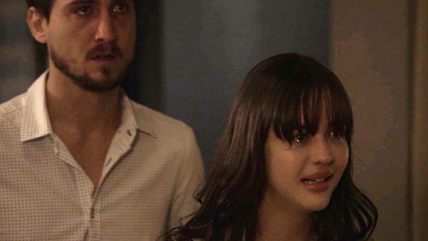 Clara quer denunciar Vinícius por causa de Laura em 'O Outro Lado do Paraíso'