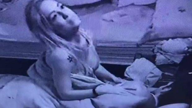 BBB 18: Lucas trai noiva e troca 'carinhos sexuais' com Jéssica na cama