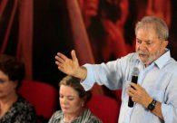 'Poderão prender minha carne carcomida, mas não minhas ideias', diz Lula