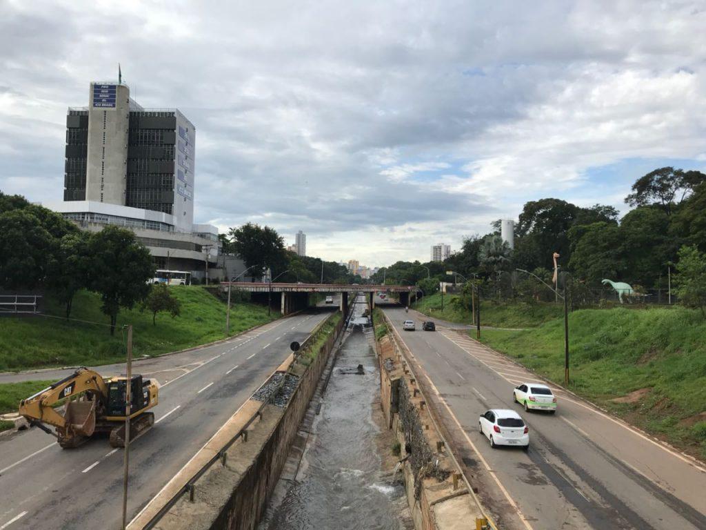 Requerimento solicita à Prefeitura interdição total da Marginal Botafogo