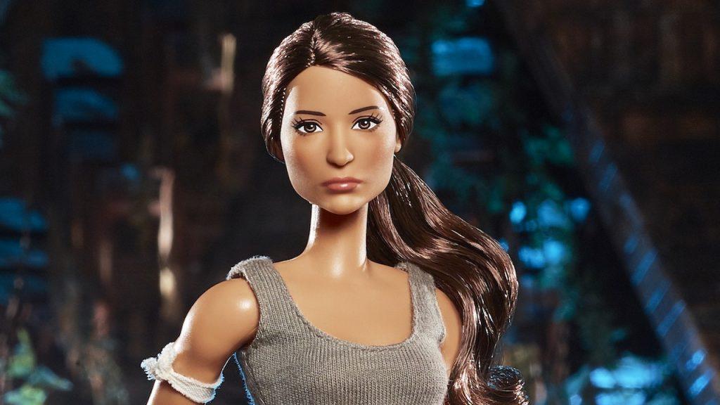 Tomb Raider ganha uma nova boneca Barbie