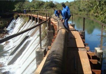 Obra de transposição do Córrego Capivari deve ser entregue nesta segunda-feira