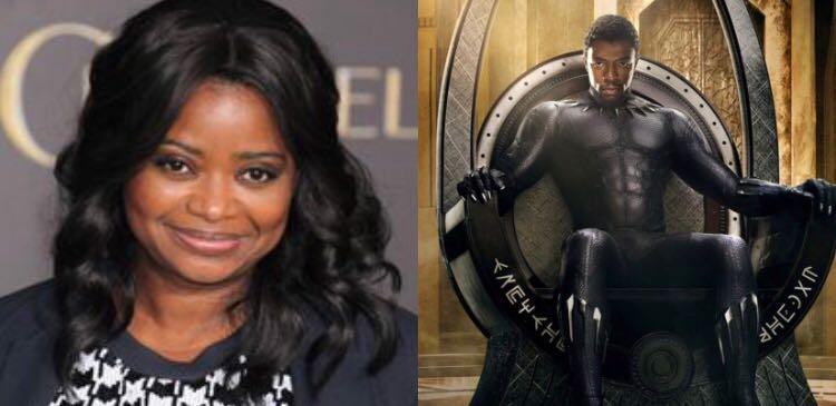 Octavia Spencer patrocinará sessões de 'Pantera Negra' a crianças carentes