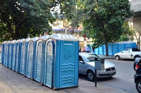 Urina de foliões de BH vira adubo para o Jardim Botânico
