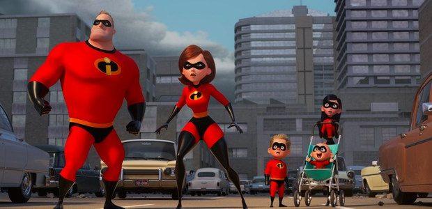 Divulgado trailer completo de 'Os Incríveis 2'