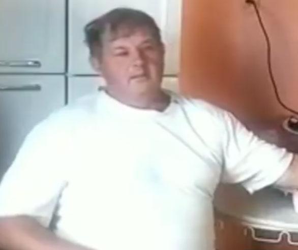 Ipameri: Preso padrasto filmado abusando de enteada em Aparecida de Goiânia